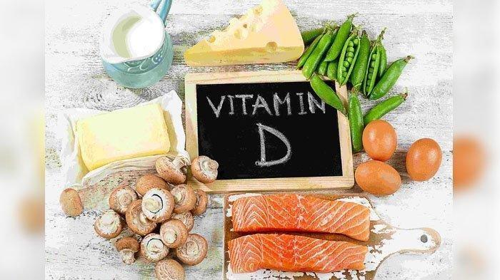 Daftar Makanan yang Mengandung Vitamin D, Bisa Tingkatkan Imun Tubuh di Tengah Pandemi