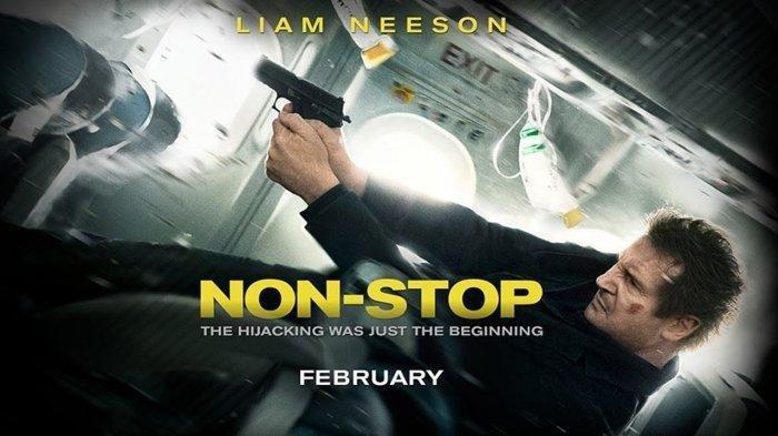 Sinopsis dan Trailer Film Non-Stop, Tayang Malam Ini Pukul 22.00 WIB di Trans TV