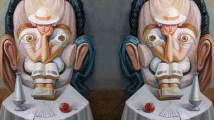 Tes Kepribadian: Apa Gambar Pertama yang Anda Lihat? Hasilnya Ungkap Kelemahan Terpendam dalam Diri