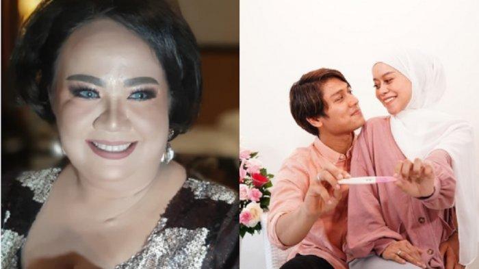Aty Kodong doakan kehamilan Lesti Kejora.