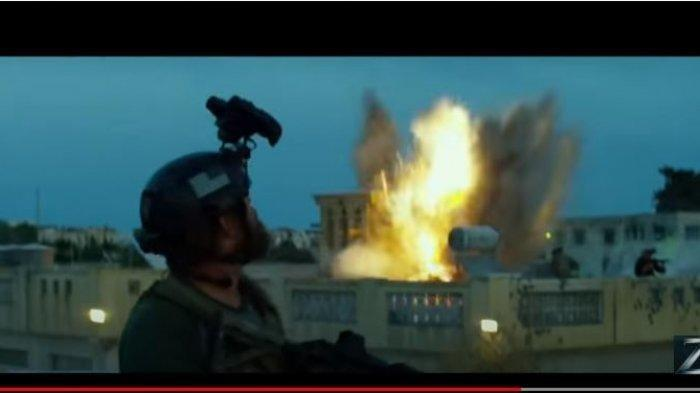 Sinopsis & Trailer Film 13 Hours The Secret Soldier of Benghazi: Tayang 5 Agustus 2020 di Trans TV