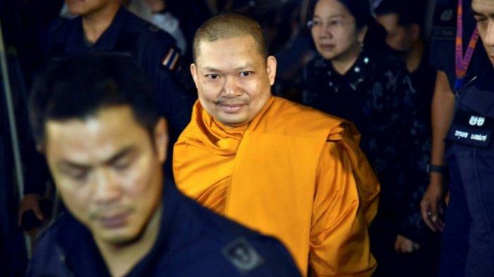 Diduga Perkosa Gadis 15 Tahun, Mantan Biksu Thailand Diadili Pengadilan