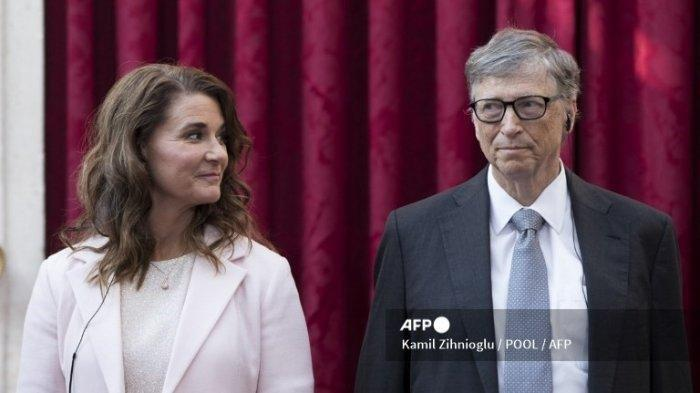 27 Tahun Menikah dan Bangun Gurita Bisnis Bersama, Bill Gates Umumkan Bercerai dengan Melinda Gates