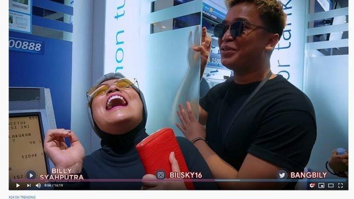 Billy Syahputra Kaget saat Melihat Isi Saldo ATM Uya Kuya dan Astrid Kuya yang Tak Sesuai Ekspetasi