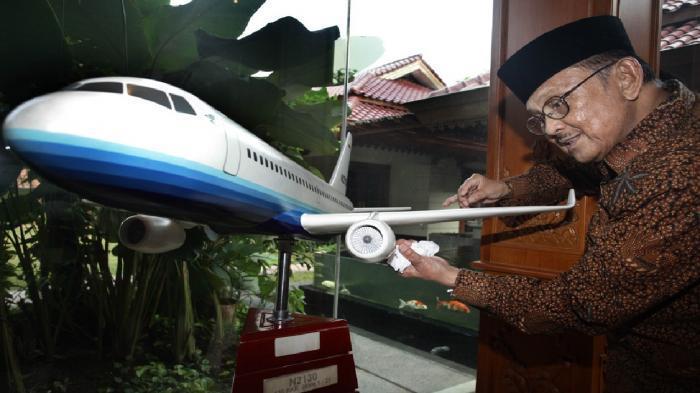 Napak Tilas BJ Habibie dan Jerman, Si Jenius Indonesia yang Dapat Julukan Mr Crack