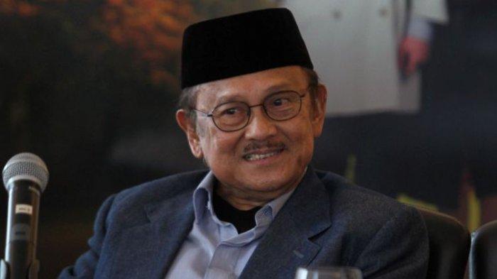 Beredar Pesan Berantai BJ Habibie Meninggal, The Habibie Center: Itu Hoaks