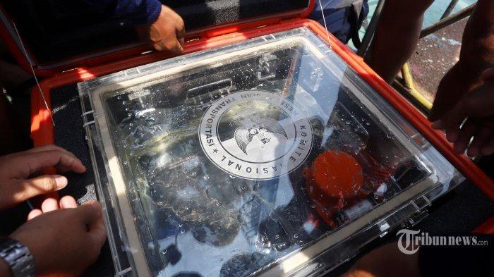 5 Fakta Ditemukannya Black Box: Harus Disimpan dalam Wadah Berisi Air & 1 Black Box Belum Ditemukan
