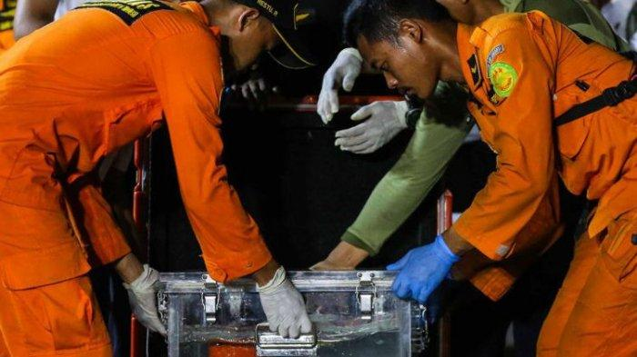 KNKT Akan Turunkan Alat Canggih Sub-Bottom Profiling  untuk Temukan Black Box Lion Air JT 610