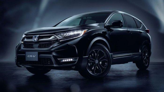 Daftar Harga Mobil Honda CR-V Terbaru Juni 2020, Mulai Rp 400 Jutaan dan Ini Spesifikasinya