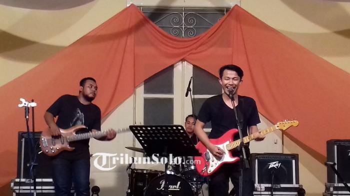 Begini Meriahnya Blues On The Stage di Balai Soedjatmoko