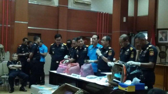 Terungkap, 2 Napi Lapas Salemba Kendalikan Penyelundupan 15 Ribu Pil Ekstasi