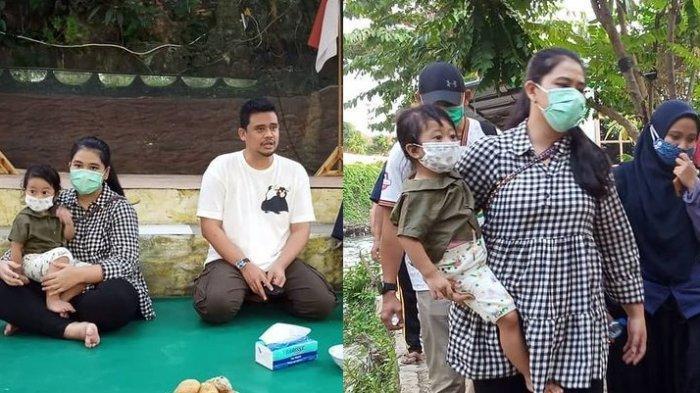 Bobby Nasution Ajak Kahiyang dan Sedah Lesehan di Pinggir Sungai, Putrinya Senang saat Susur Sungai
