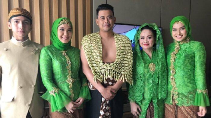 Bernuansa Hijau, Ini Foto-foto Siraman Calon Suami Kahiyang, Bobby Nasution di Hotel Alila Solo