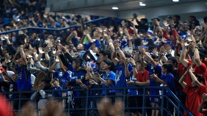 Tak Datang ke Stadion Manahan di Final Piala Menpora 2021, Bobotoh Solo : Masih Pandemi Covid-19