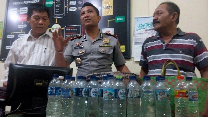 Jual Miras, Dua Pedagang Angkringan di Cinderejo, Gilingan, Solo, Ini Ditangkap Polisi