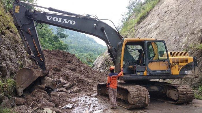 Wilayah Wonogiri Rawan Banjir dan Longsor, Koordinasi Relawan Diperkuat