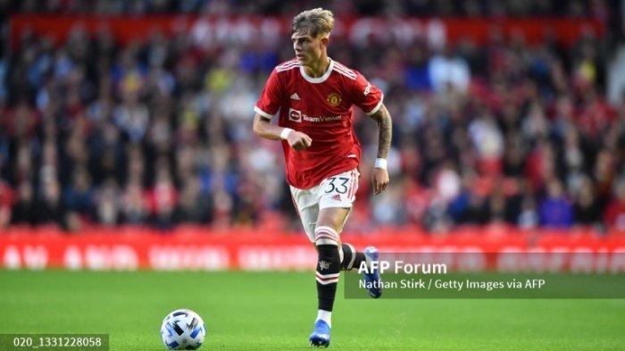 Absennya Alex Telles,Bek Kiri Krisis, Tapi Manchester United Malah Pingin Pinjamkan Brandon Williams