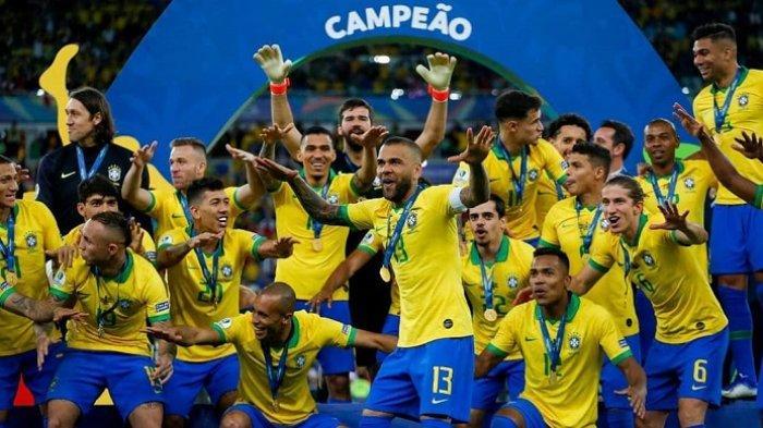 Final Copa America 2021, Marquinhos: Lawan Argentina Seperti Mau Perang