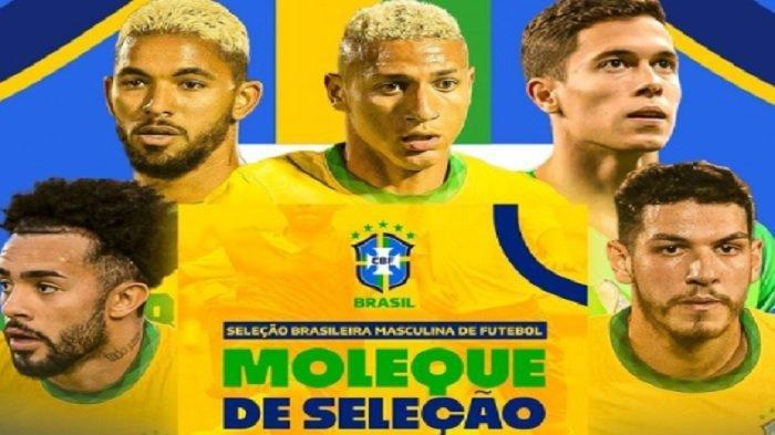 Jadwal Live Streaming Olimpiade Tokyo 2021: Argentina vs Australia,  Brasil vs Jerman Live Malam Ini