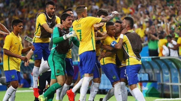 Jadwal Sepak Bola Olimpiade Tokyo Hari Ini : Brasil Vs Jerman