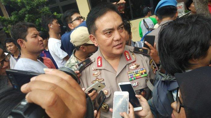Selain Pisau, Terduga Teroris yang Ditembak Mati di Flyover Pamanukan Juga Bawa Tas Berisi Bom