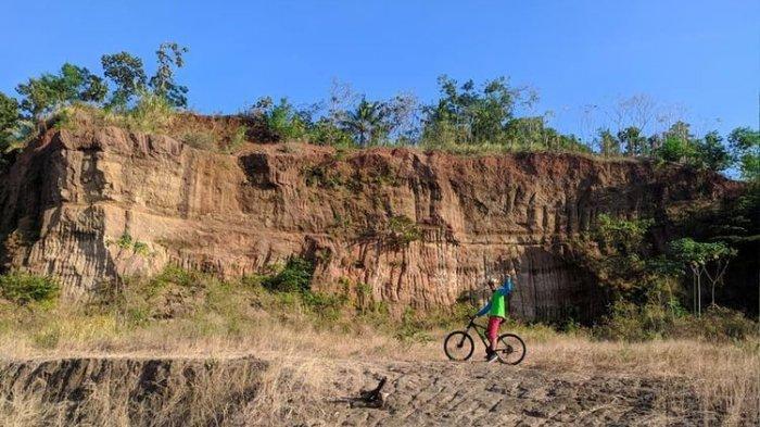 Melihat Brown Canyon Boyolali, Wisata Instagramable untuk Berburu Foto dan Bersepeda
