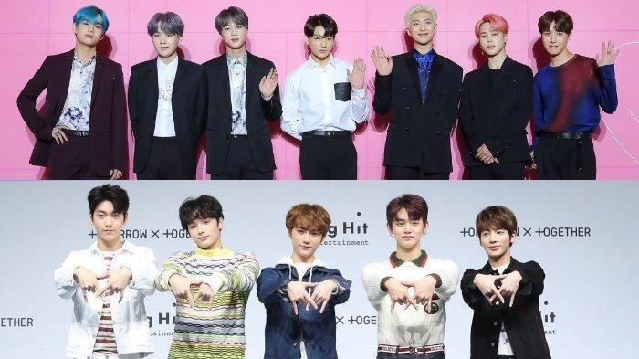 Big Hit Entertainment akan Debutkan Girlgroup Baru, BTS Segera Miliki 'Adik' Lagi setelah TXT?