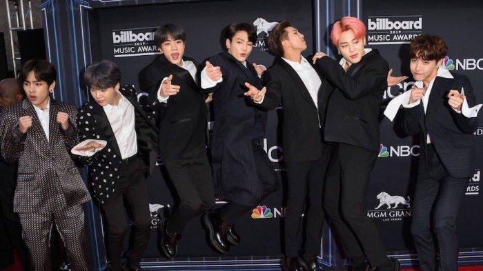 Daftar Lengkap Pemenang Billboard Music Awards 2019: BTS Kalahkan Maroon 5 dan Ariana Grande
