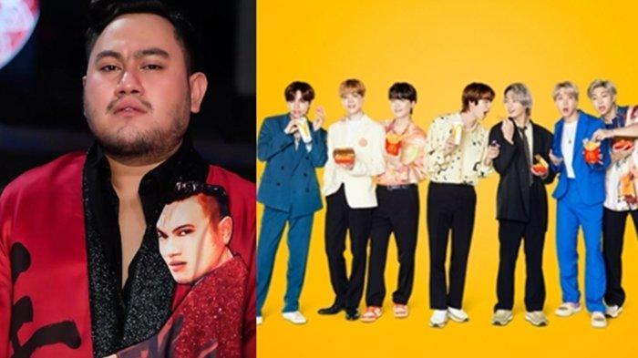 Heboh BTS Meal, Netizen Usul Adakan King Nassar Meal di McDonalds, Begini Respons Nassar