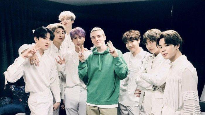 BTS Kolaborasi dengan Lauv Dikabarkan akan Rilis 'Make It Right' Remix, Big Hit Beri Tanggapan