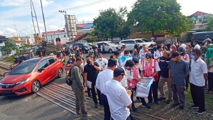 Update Proyek Rel Layang Joglo Solo : Fantastis Ganti Rugi Rp 107 Miliar, Rampung Habis Lebaran