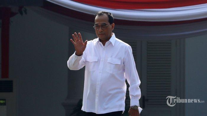 Presiden Jokowi Tunjuk Luhut Jadi Menhub Ad Interim, Terkait Budi Karya yang Positif Corona