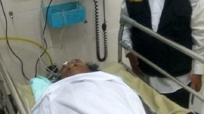 Perjuangan Pengawas TPS Solo saat Pilkada, Tiba-tiba Sakit dan Ambruk, Kini Dirawat di Rumah Sakit