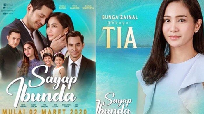 Ditanya Kelanjutan Sinetron 'Sayap Ibunda', Begini Jawaban Bunga Zainal, Apakah Tak Tayang Lagi?