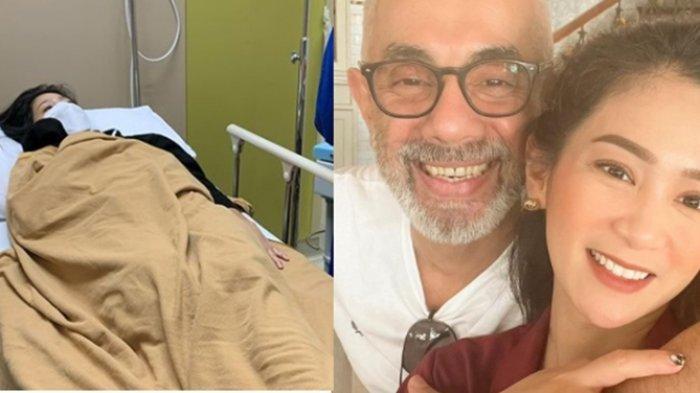 Bunga Zainal Dilarikan ke Rumah Sakit dan Jalani Opname, Postingan Sang Suami Dibanjiri Doa