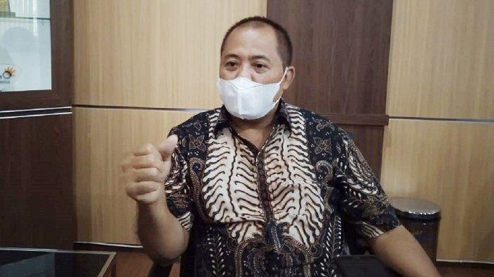 Antisipasi Longsor Susulan di Makam Klodran, Bupati Karanganyar Buatkan Talut dari Bambu
