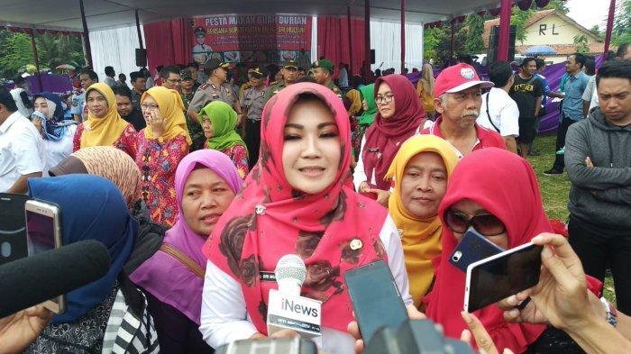 1.700 Durian Dibagikan di Festival Durian di Jatinom Klaten
