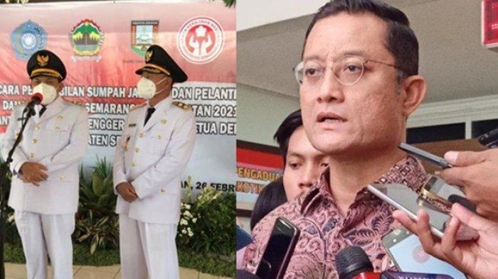 Pelantikan Bupati Semarang Terpaksa Ditunda, Demi Menghadap KPK Jadi Saksi Korupsi Kasus Bansos