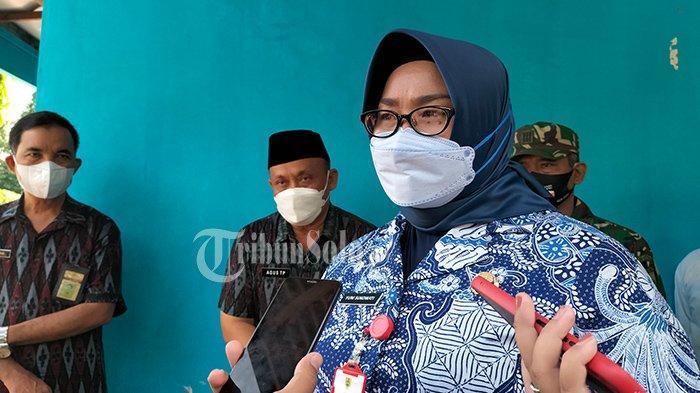 Blak-Blakan, Bupati Yuni Sebut Stok Oksigen RS di Sragen Sudah Menipis, Saat Covid-19 Masih Menggila