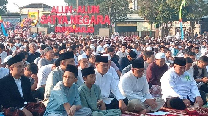 Soal Imbauan Salat Idulfitri di Rumah dari MUI, Muhammadiyah Jateng Beri Tanggapan