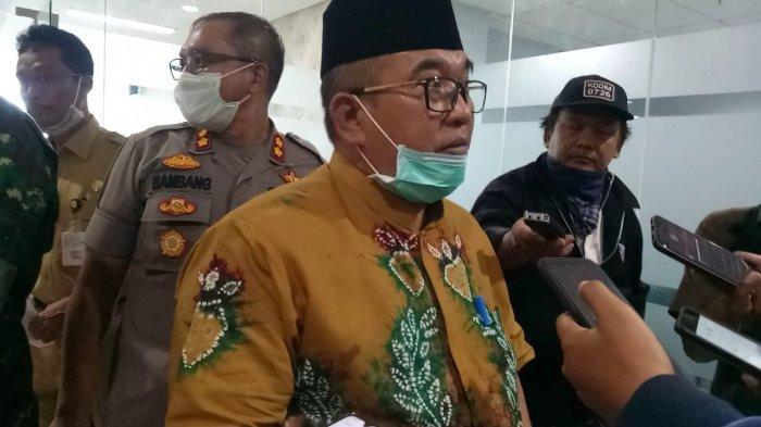 BREAKING NEWS : 1 Orang Positif, Bupati Wardoyo Wijaya Umumkan Kabupaten Sukoharjo KLB Corona