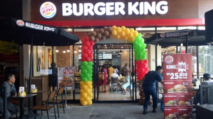 Promo Ramadan Burger King Jumat 23 April 2021, Kini Bisa Bukber Hemat Mulai Rp 5.000 Saja