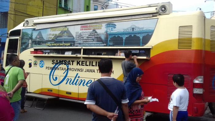 Jadwal Samsat Keliling 5 Kabupaten/Kota di Solo Raya, Selasa 3 Maret 2020