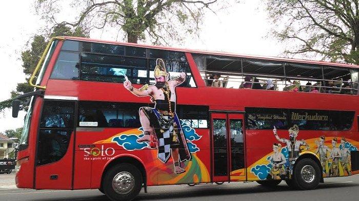 Harga Tiket dan Jam Operasional Bus Tingkat Werkudara Solo, Mulai Rp 20 Ribu Sampai Rp 800 Ribu