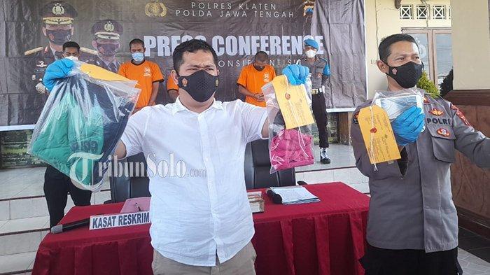 Remaja di Klaten Enam Tahun Layani Nafsu Bejat Ayah Tirinya, Pelaku Mengaku Khilaf
