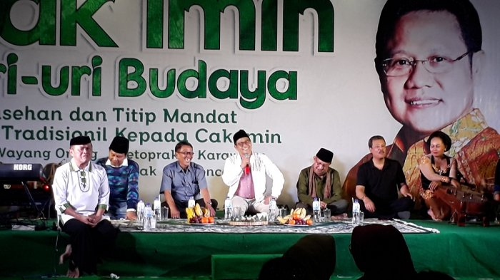 Di Solo, Cak Imin Ungkap Alasan Dirinya Siap Jadi Cawapres Jokowi