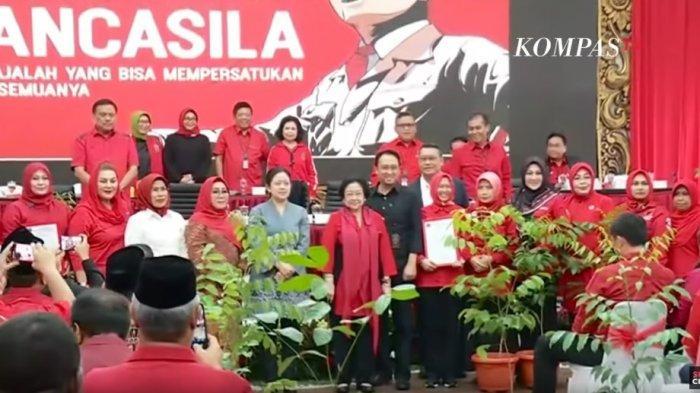 Terima Rekomendasi dari Ketum PDIP Megawati di Pilkada Klaten 2020, Sri Mulyani : Siap Tempur!