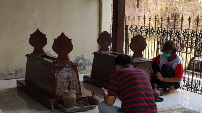 Teguh Wakilnya Gibran di Pilkada Solo 2020, Sempat Ziarah Makam Orang Tua di Makam Keraton Kartasura