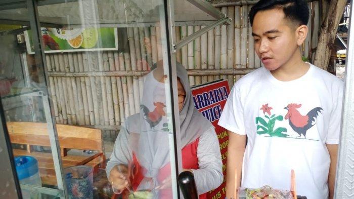 Biodata Gibran Rakabuming Raka Calon Wali Kota Solo : Dari Jualan Martabak Terjun ke Politik