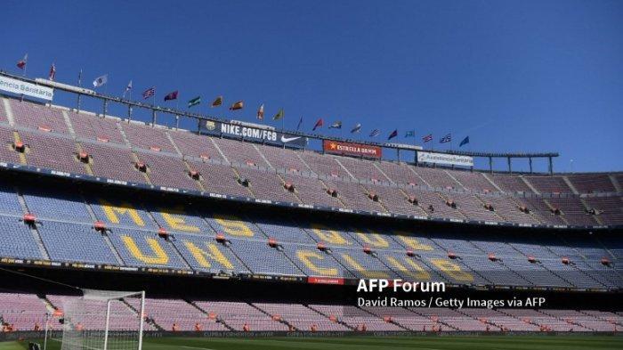 Camp Nou Bersolek, Barcelona Harus Mengungsi 4 Tahun, Stadion Ini Jadi Kandang Sementara ?